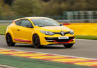 Report�: S Renaultem M�gane RS Cup 265 ve Spa-Francorchamps