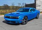 Dodge Challenger 2015: Vylepšený motor V8 Hemi 6.4