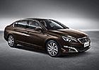 Peugeot 408 2015: O číslo lepší 308