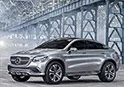 Mercedes-Benz Concept Coupé SUV: X6 ze Stuttgartu s třílitrovým twin-turbem