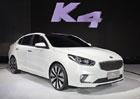 Kia K4 Concept: Předzvěst sedanu mezi Forte a Optimou