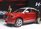 Haval H2: Kompaktní SUV (prozatím) pro Čínu
