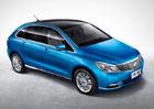 Denza EV: Elektromobil od Daimleru a BYD dospěl do série