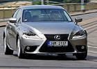 Lexus IS 250 by mohl dostat dvoulitrové turbo