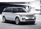 V Pekingu se představil Range Rover Hybrid s prodlouženým rozvorem