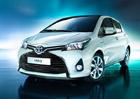 Toyota Yaris: Facelift ve stylu Ayga