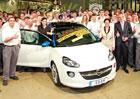 Opel slaví, závod v německém Eisenachu vyrobil vůz číslo tři miliony