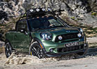 Mini Paceman Adventure: Do p�sku i bl�ta stylov� a s n�kladem