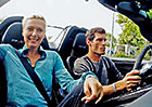 Video: Maria �arapovov�, Mark Webber a Porsche 918 Spyder