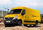 Renault Master se p�edstavil v modernizovan� podob�