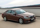 Mercedes-Benz: Nov� modely E a S p�inesly prudk� n�r�st zisku