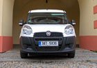 Test: Fiat Doblo Maxi Natural Power - Po pěti tisících