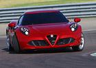 Alfa Romeo 4C může dorazit s větší porcí výkonu