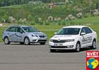 Seat Ibiza ST 1.2 TSI/77 kW vs. �koda Rapid 1.2 TSI/63 kW