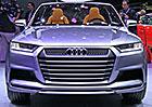 Audi Q8: Sportovní verze Q7 oficiálně potvrzena