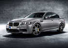BMW M5 30 Jahre M5: 600 kon� pro 300 ��astlivc�