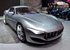 Maserati Alfieri míří do sériové výroby
