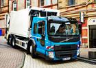 Volvo FE LEC s nízko uloženou kabinou se představuje