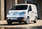 Nissan e-NV200 se již vyrábí, zamíří na zhruba dvacet trhů
