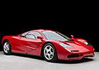 McLaren F1: Kus po Mariu Andrettim prodán za 207 milionů Kč