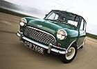 Nejlepším britským autem všech dob je Mini