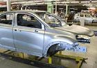 Fiat představil karoserii crossoveru 500X. A to doslova