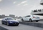 Maserati v Evropě hlásí nárůst prodeje o 420 %