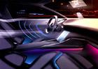 PSA Chrysalide: Barevný a voňavý interiér dle řidičovy nálady