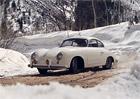 Video: Jeff Zwart a Porsche 356 na sněhu
