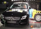 Euro NCAP 2014: Mercedes-Benz C – Pět hvězd bez váhání
