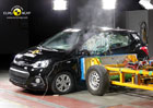 Euro NCAP 2014: Hyundai i10 – Jen čtyři hvězdy