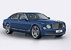 Bentley oslaví 95 let limitkou modelu Mulsanne