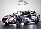 Jaguar XE: Sedan střední třídy na první fotografii