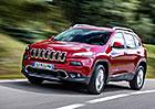 Nový Jeep Cherokee vstupuje na český trh, s 4x4 stojí 955.000 Kč