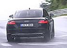 Video: Audi TTS se klou�e na Severn� smy�ce