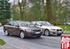 Srovnávací test: BMW 316i vs. Škoda Octavia 1.4 TSI