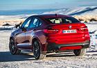 BMW X4: V Česku od července, v základu za 1,24 milionu korun