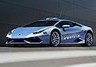 Lamborghini Huracán Polizia: Policejní speciál s 610 koňmi