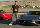 Porsche 959 vs. 918: Legenda a moderna na videu od Motor Trendu