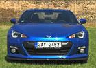 Video: Subaru BRZ 2.0 AT v akci