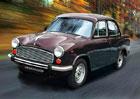 Kultovní indické vozy Ambassador se přestaly vyrábět