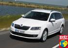 Škoda Octavia G-Tec: První jízdní dojmy