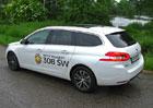 Peugeot 308 SW: Poprvé na českých silnicích