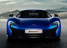 McLaren míří k hybridům a elektromobilům