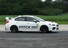 Subaru WRX STI: První jízdní dojmy