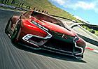 Mitsubishi XR-PHEV Evolution Vision GT: Virtuální závoďák od tří diamantů