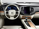 Nové Volvo XC90: První fotografie interiéru (+video)