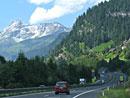 Rakousko: Alpy je škoda proletět