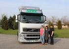 Poslední nové Volvo FH Classic předáno v České republice