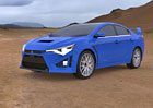 Mitsubishi Lancer Evo XI: Jak by mohl vypadat?